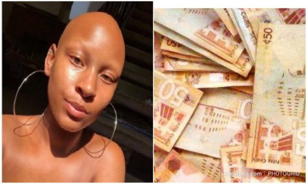 'A Girl Who Loves You Will Be Shy To Ask You For Money' – Lady To Men