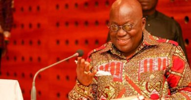 'There won't be any WAR in Ghana after elections' – Akufo-Addo to Mahama