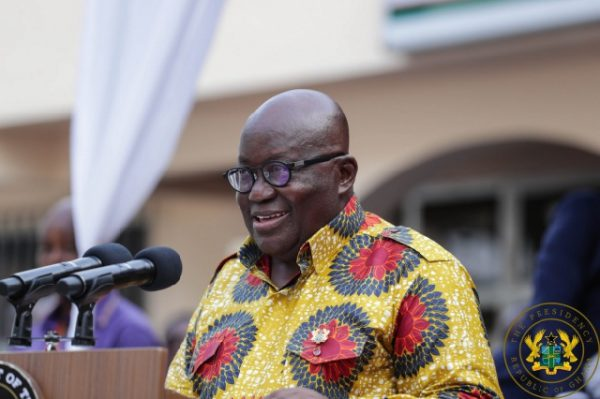 """We're not like those who used our money to buy akonfem"" – Akufo-Addo"