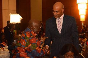 Akufo-Addo lauds Boris Kodjoe and Bozoma Saint John in SoNA address