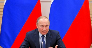 Gay Marriage Will Not Happen As Long As I'm President Of Russia – Putin