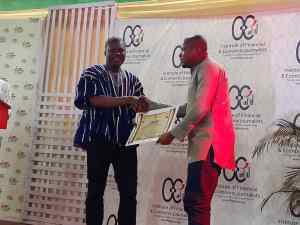 IFEJ-Flamingo Awards: Masahudu Ankiilu Kunateh Wins Ultimate Prize