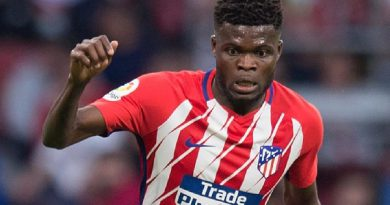 Partey stars as Atletico Madrid pip Liverpool
