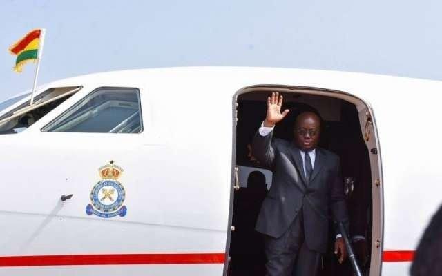 Prez Nana Addo visits Scotland, Norway, UK, Switzerland and Belgium