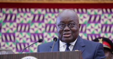 #SONA2020: Nana Addo Forced to Address The Nation Despite Ill-health