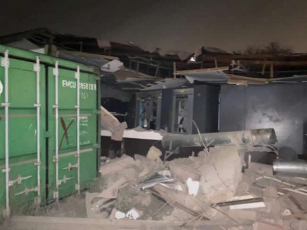 Trade Fair demolition not political witch hunt but for redevelopment Daniel McKorley