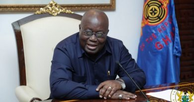 Akufo-Addo Turns 76 Today