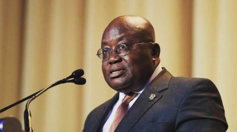 Akufo-Addo directs Attorney General to submit emergency legislation to Parliament over Covid-19
