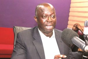BREAKING NEWS: Veteran Sports Journalist Kwabena Yeboah loses mother