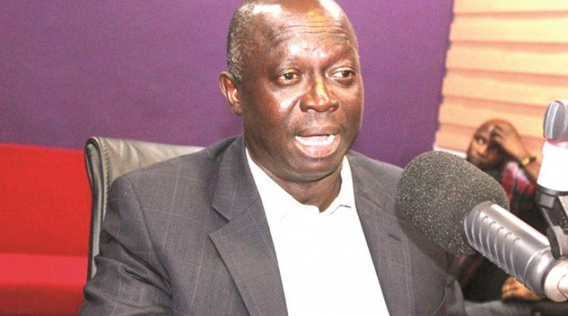 BREAKING NEWS: Veteran Sports Journalist Kwabena Yeboah loses mother