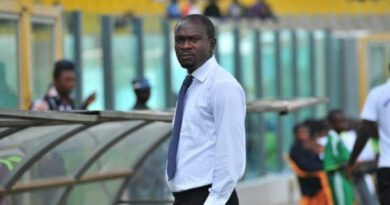 CK Akonnor announces a 30-man squad for AFCON 2021 qualifyers