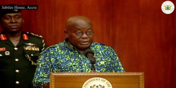 Coronavirus Cases In Ghana Rise To Nine(9) – Akufo-Addo