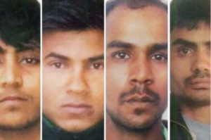Four Indian men executed for 2012 Delhi bus rape and murder