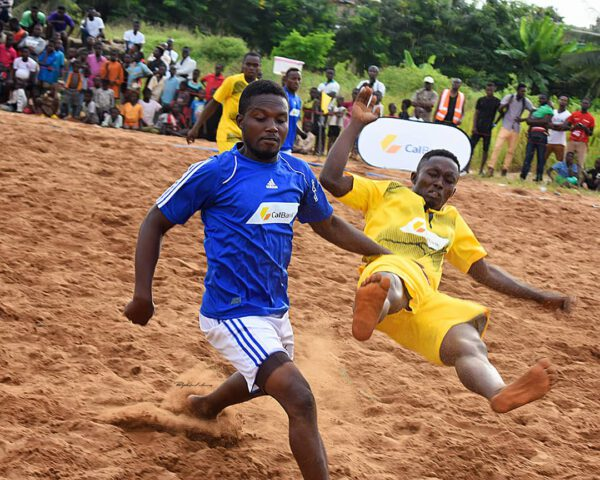 Ghana Beach Soccer To Air OnHomebase Tv