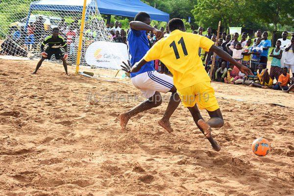 Ghana Beach Soccer