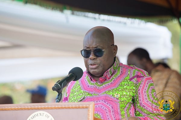 Gov't actively discussing possible lockdown – Akufo-Addo Assures TUC Leadership