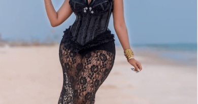 Juliet Ibrahim Is The Sexy Enchantress As She Turns 34