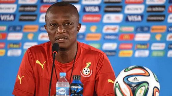 Kwesi Appiah set to hand over official properties to the GFA