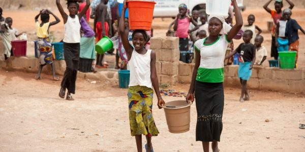 Lockdown to pose sanitation challenge as less than 50% of Ghanaians have water, toilets