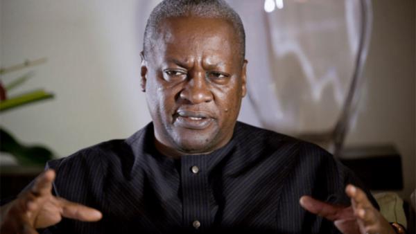 Mahama calls on stakeholders to take bold stance on Coronavirus