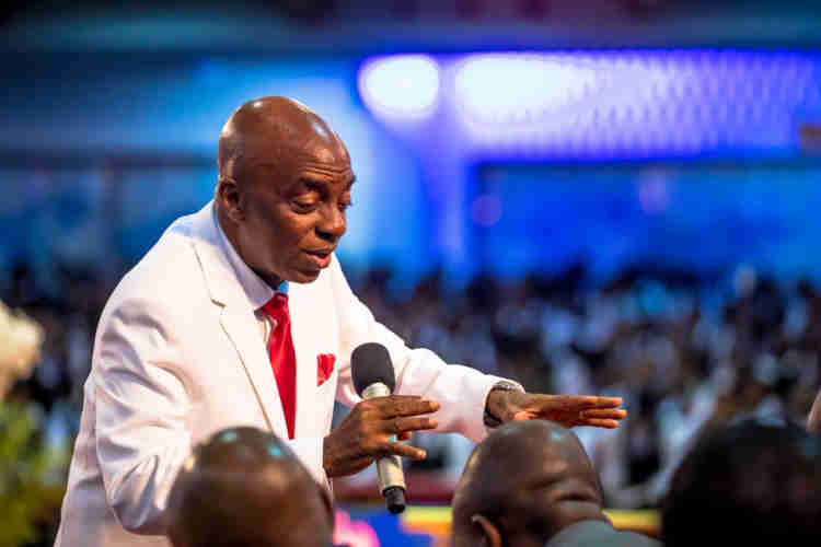 You Cannot Fast Your Way Into Prosperity – Bishop Oyedepo
