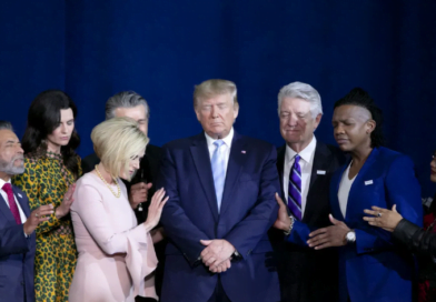 President Trump stops amidst coronavirus crisis for prayer call with pastors: 'I have to find time'