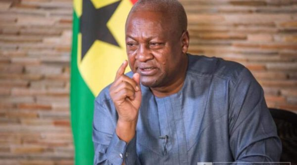 """""""The free SHS is a good policy we all agreed to do it"""" – Mahama"""