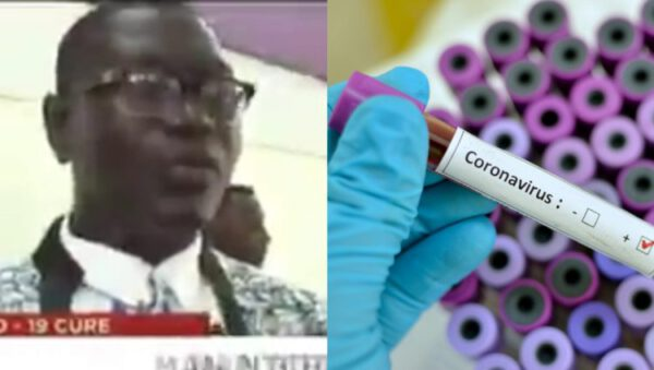 Video: Potential cure for Coronavirus has been found by a Ghanaian