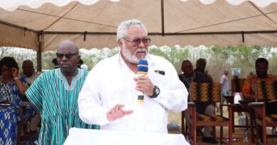 We are not dealing with killings appropriately - Rawlings