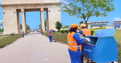 Zoomlion Ghana Shuts Down; Workers Sent Home Over Coronavirus Fears