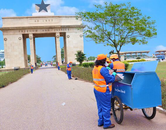 Zoomlion Ghana Shuts Down; Workers Sent Home Over Coronavirus Fears