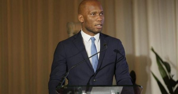 Africa Isn't A Laboratory Test Drogba Warns Two French Doctors Who Suggested Possible COVID 19 Vaccine Should Be Used In Africa First