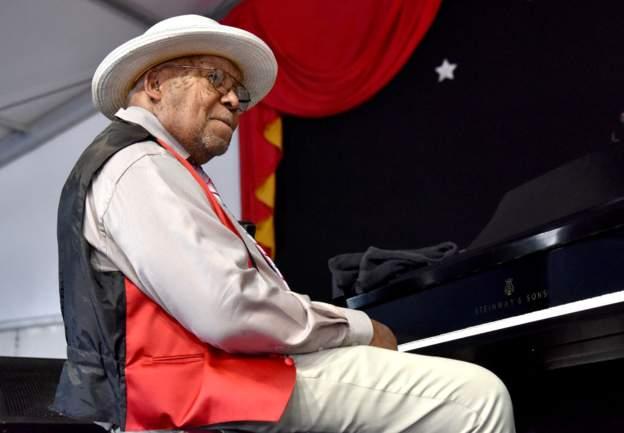 American jazz legend Ellis Marsalis Jr dies with Covid-19