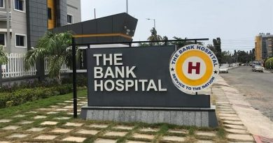 BoG hospital for all not VIPs only – Bank clarifies
