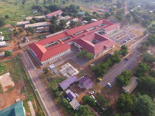 Bolgatanga Hospital maternity unit to be closed down after pregnant woman tested positive for COVID-19