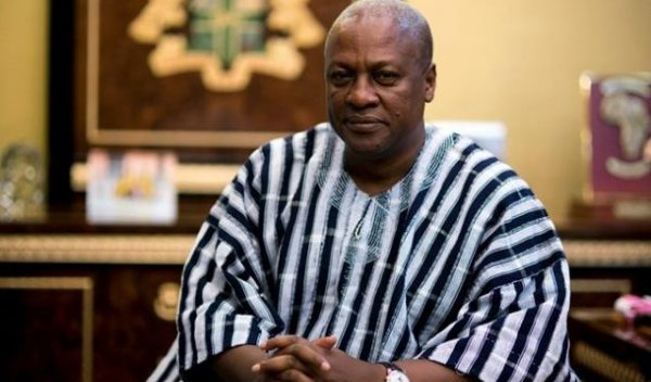COVID-19: Mahama suggests extension of lockdown