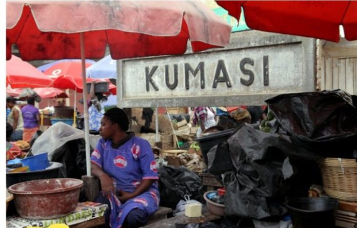 Covid-19: Kumasi Central Market closed, traders to go 'double-track'