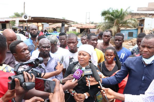Disturbing Covid-19 Case in Dome-Kwabenya Constituency