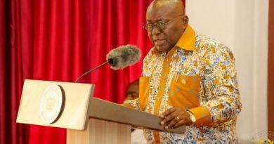 Ghana's Coronavirus cases hit 1,042