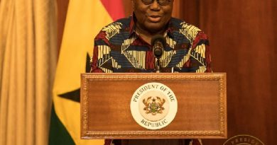 LIVESTREAMED: Akufo-Addo cuts sod for construction of 100-bed Infectious Disease Isolation and Treatment Facility