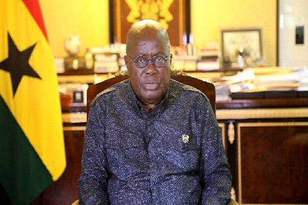 Lockdown: I'm left with GHS10 with no foodstuffs for my family - Man cries out to Akufo-Addo