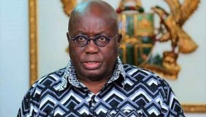 Lockdown: Prez. Akufo-Addo to Address Ghanaians at 9pm today