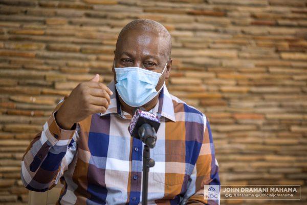 On Day 14 of Lockdown: John Mahama writes