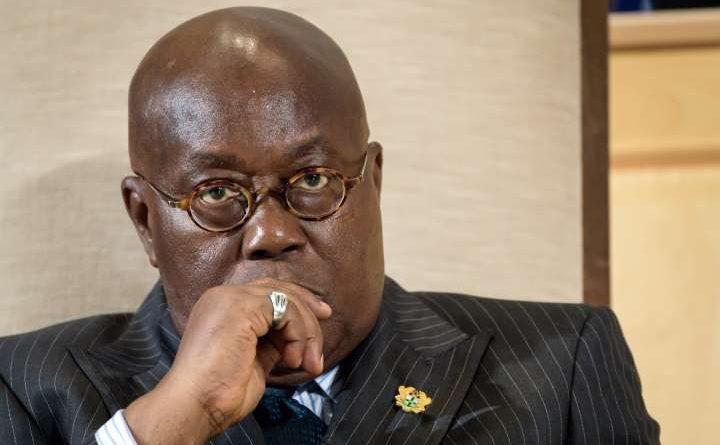 Prez. Akufo-Addo extends closure of Ghana's borders