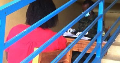 Rwandan soldiers arrested for allegedly raping women during lockdown