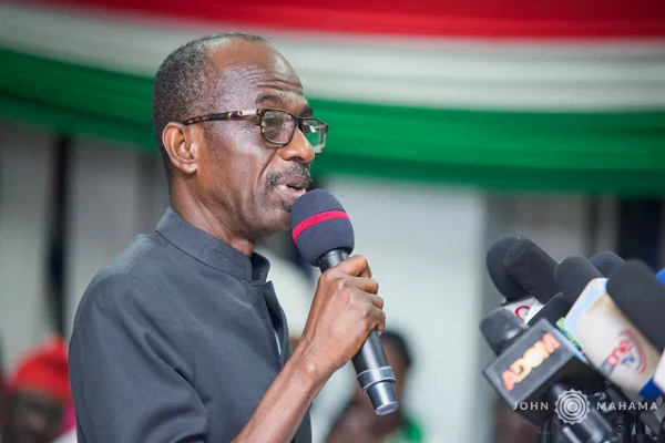 'Reduce cost of DATA and Electricity too' – Asiedu Nketia tells Akufo-Addo