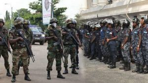 Security officers will return to help enforce some of the new directives - Oppong Nkrumah