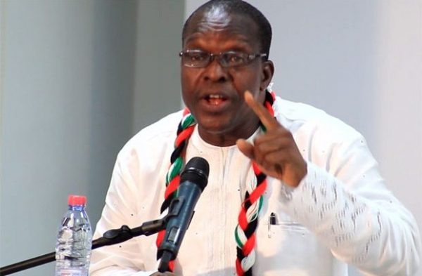 Stop the noise and let's work together – Bagbin tells NDC