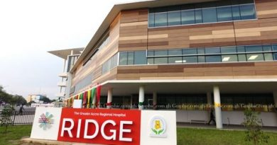 Tension as Ridge Hospital excludes some nurses from 'front line' package