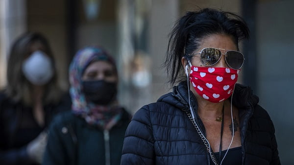 The best option now is to make wearing of nose mask mandatory - Dr Yankson